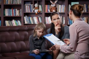 Child custody and visitation counseling services